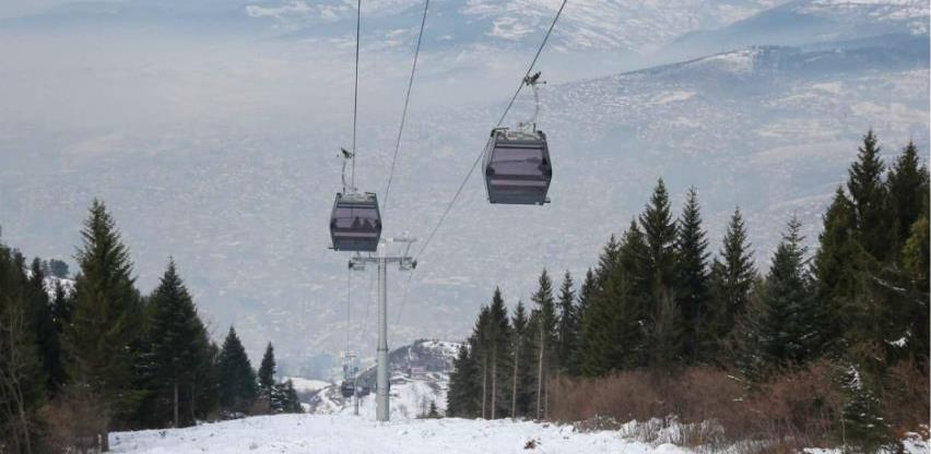 Od 1. januara za bh. građane vožnja Sarajevskom žičarom 6KM