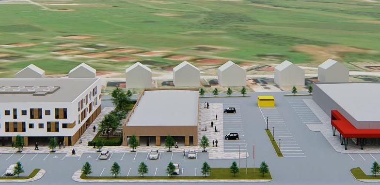 Projekat od 5 mil. KM: Armani trade u Žepču gradi starački dom i poslovnu zgradu