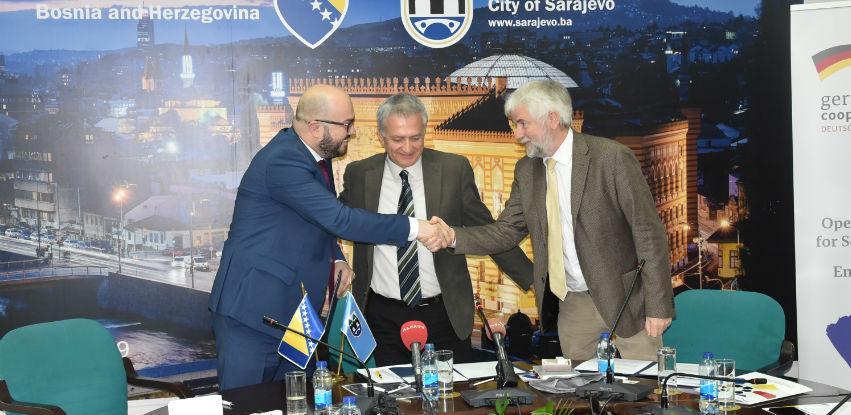 Potpisan memorandum za Plan održive urbane mobilnosti u Sarajevu