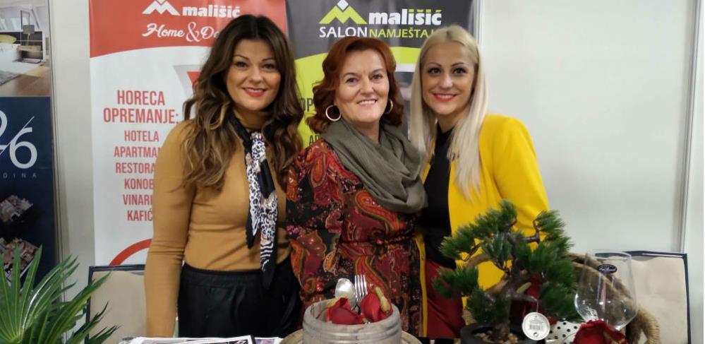 Mališić MP donosi svjetske trendove u opremanju u BiH