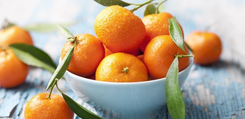 Zabranjen uvoz više od 20 tona mandarina iz Turske