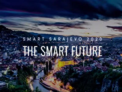 With help of technology of the future Sarajevo becomes a Smart City