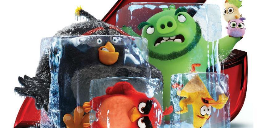 """Od 15. augusta na repertoar Cinema Cityja stiže """"Angry Birds 2"""" i """"Dobri momci"""""""