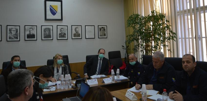 Donesena Odluka o izdvajanju 100.000 KM za dodatnu nabavku zaštitnih sredstava