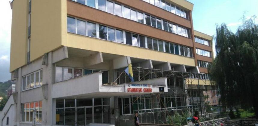 Zgrada Studentskog centra Zenica uskoro u novom ruhu