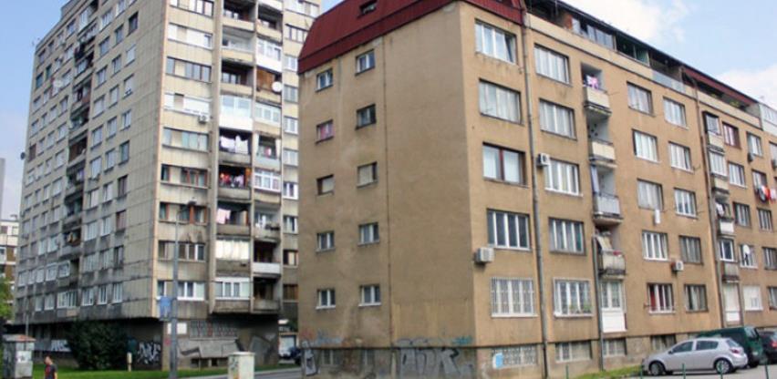 Zgrada na Grbavici još čeka rušenje