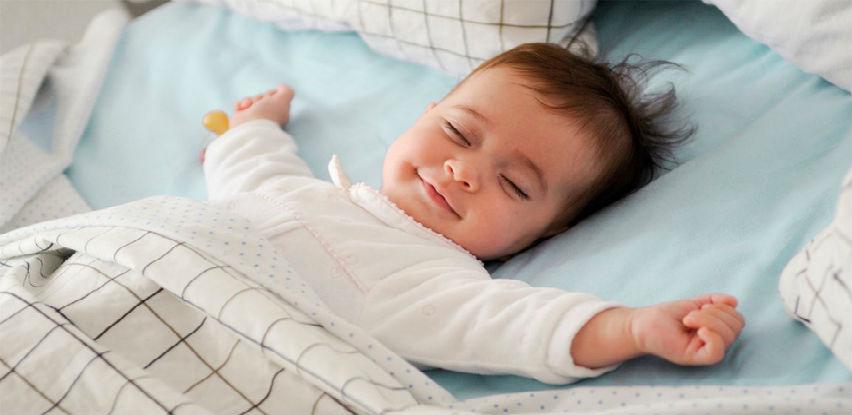 Šta je presudno za dobar san? Biti beba