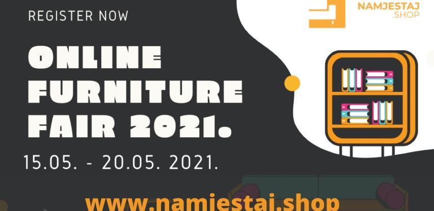 """Namještaj.shop u maju organizira """"Prvi online sajam namještaja"""""""