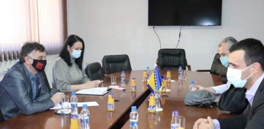 Vlada BPK Goražde će pružiti podršku sufinaniranju projekta zapošljavanja u općini Pale