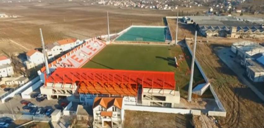 Pogledajte radove na izgradnji stadiona FK Velež
