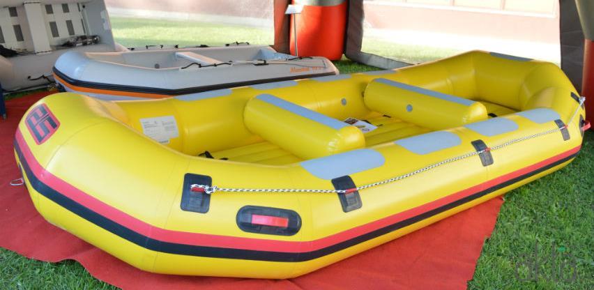 Gumeni čamci jedinog domaćeg proizvođača plove širom svijeta