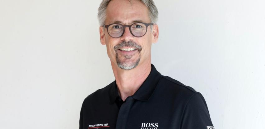 Fritz Enzinger predaje žezlo Porsche Motorsporta Thomasu Laudenbachu