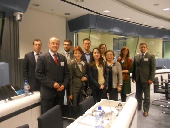 Regional conference on flood prevention in Brussels