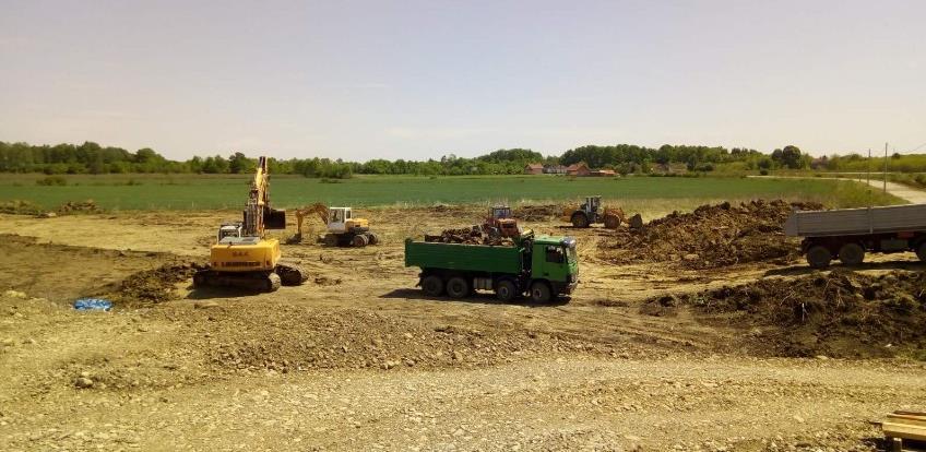 Počela izgradnja graničnog prijelaza Svilaj