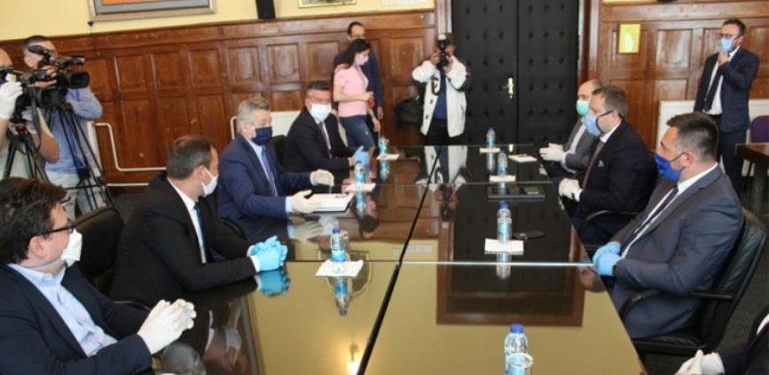 Bijeljina i Sarajevo zajedno do sredstava za projekte