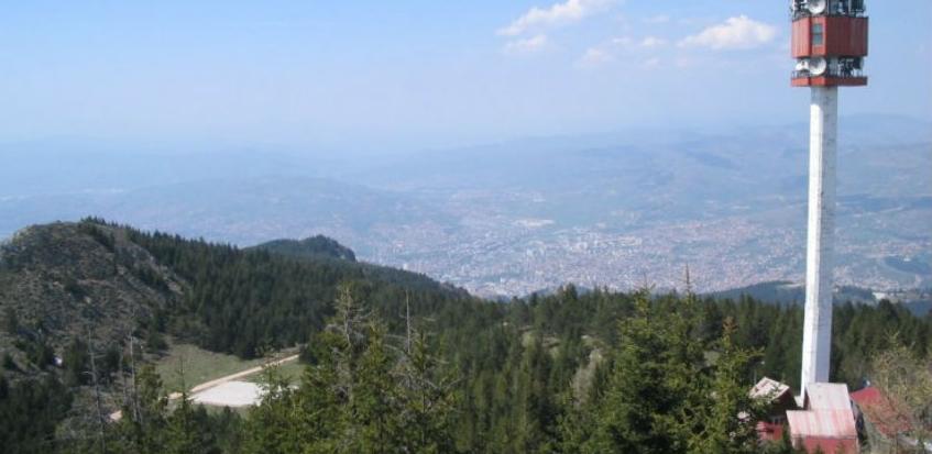 Čišćenje terena za uspostavu Planinske botaničke bašte na Trebeviću