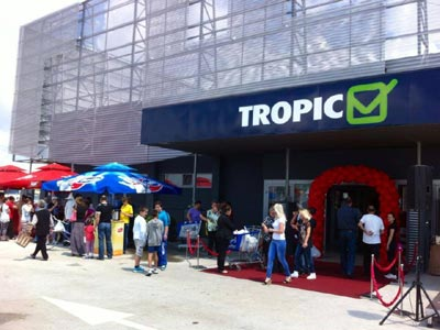 Tropic Group 8. augusta i službeno preuzima Delhaize BiH
