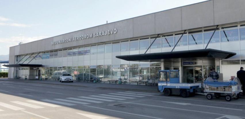 Granični prelazi na aerodromima u BiH zatvaraju se za putnike