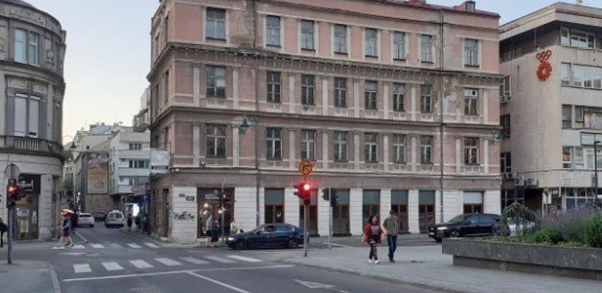 Građani pokreću peticiju protiv izgradnje sedmospratnice kod hotela Pošta