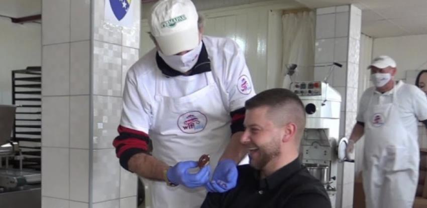 Mladi preduzetnik spasio fabriku keksa od gašenja u Živinicama i sačuvao radna mjesta