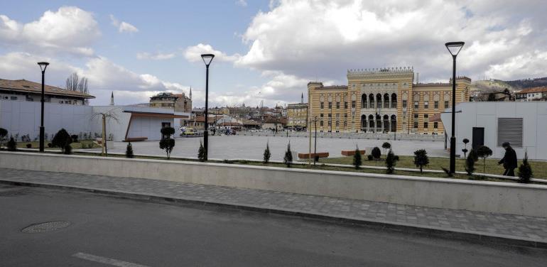 Gradsko vijeće Sarajeva sutra o zakupu poslovnih prostorija zgrade Vječne vatre