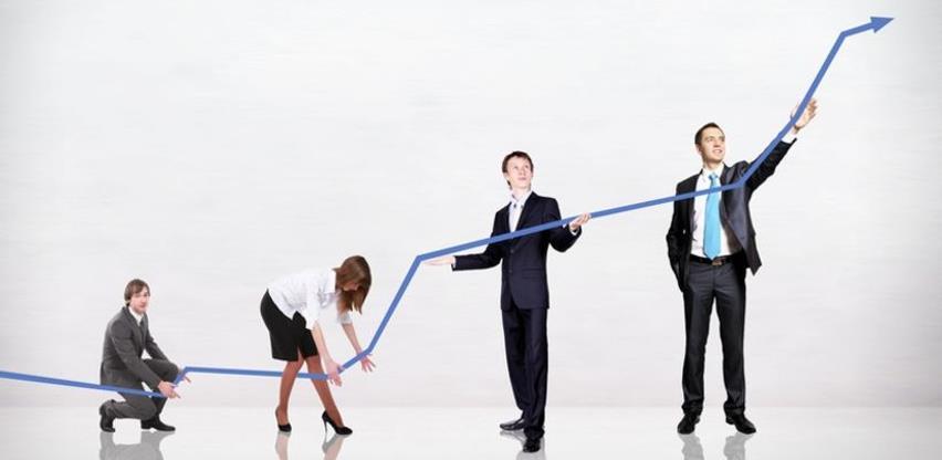 U 2019. stopa zaposlenosti blago rasla kao i prosječna plata