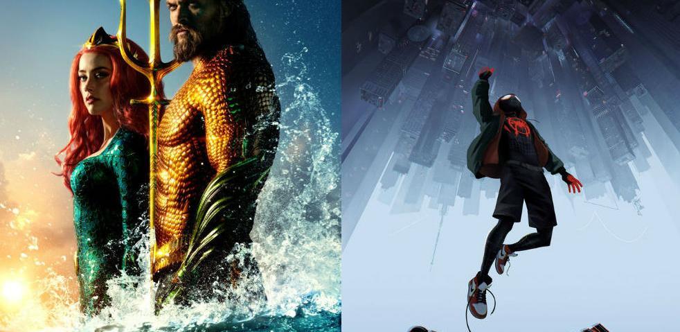 """Cinema City: Od 13. decembra """"Aquaman"""" i """"Spider-Man: Novi svijet"""""""