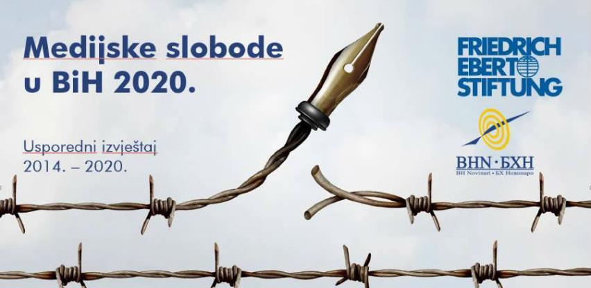 U 2020. godini građani BiH najviše vjeruju medijima i vjerskim institucijama