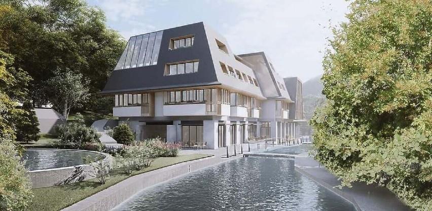 Počela izgradnja hotela Plava voda