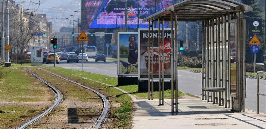"""Rekonstrukcija dionice tramvajske """"S"""" krivine će biti završena do 11.novembra"""