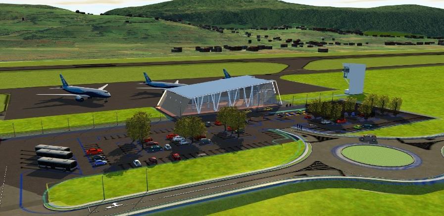 Aerodrom Bihać dobio okolišnu dozvolu, nastavljaju se radovi