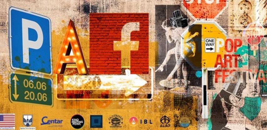 Pop Art Festival od 6. do 20. juna, na nekoliko lokacija u Sarajevu