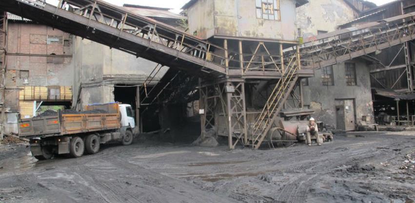 Zenički rudari obustavili proizvodnju u svim pogonima