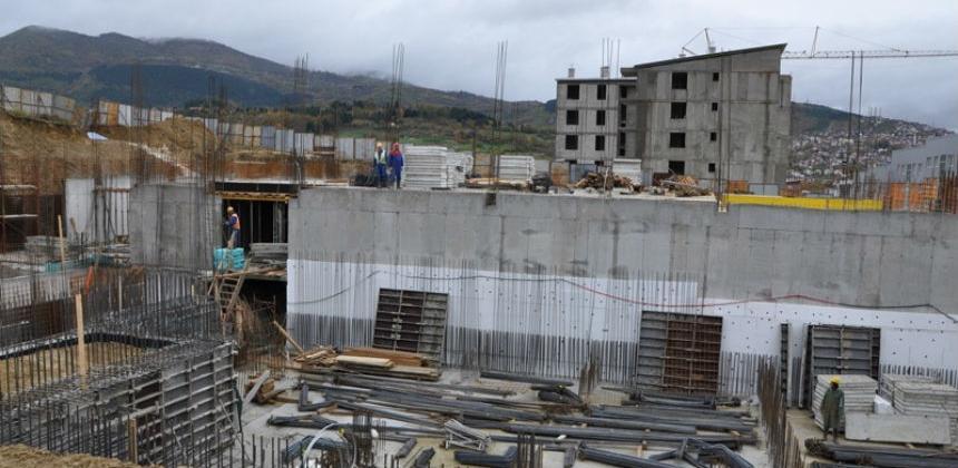 Škola na Šipu se gradi punom parom