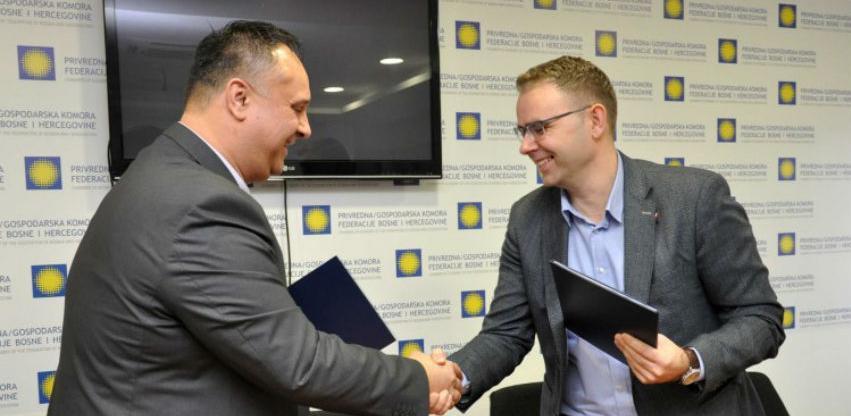 Gospodarska komora FBiH potpisala sporazum s Asocijacijom poduzetnika