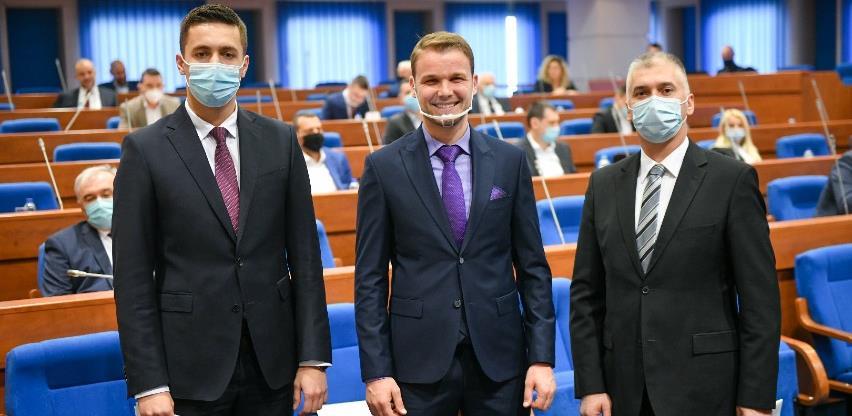 Konstituisana Skupština grada, Banja Luka dobila najmlađe rukovodstvo u istoriji