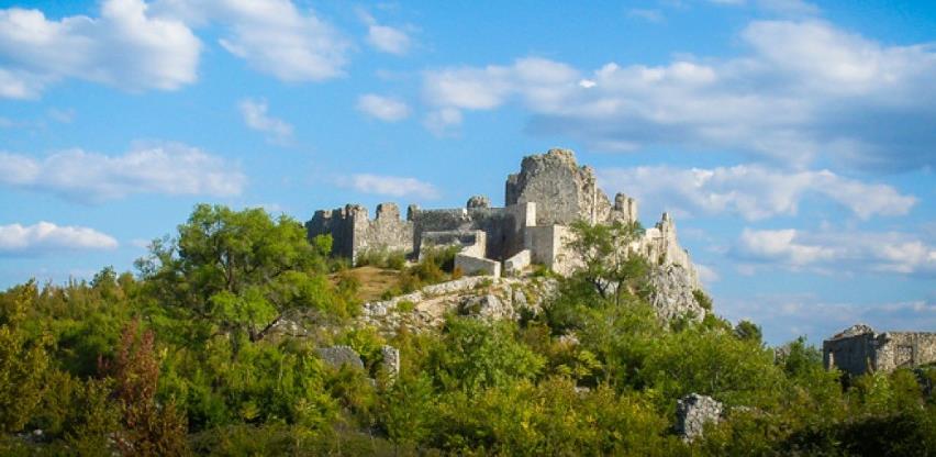 Radovi na Starom gradu obogatit će turističku ponudu Ljubuškog