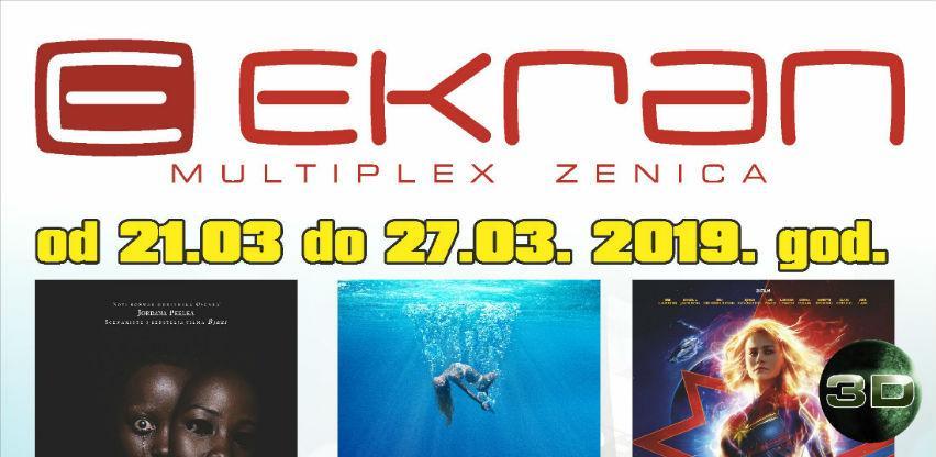 Multiplex Ekran Zenica spremio atraktivne nove filmske naslove