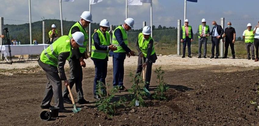 Položen kamen temeljac za izgradnju eko deponije u Živinicama