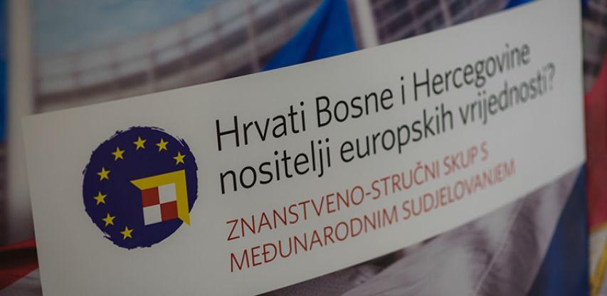 Znanstveno-stručni skup: Rješenje hrvatskog pitanja za europsku BiH