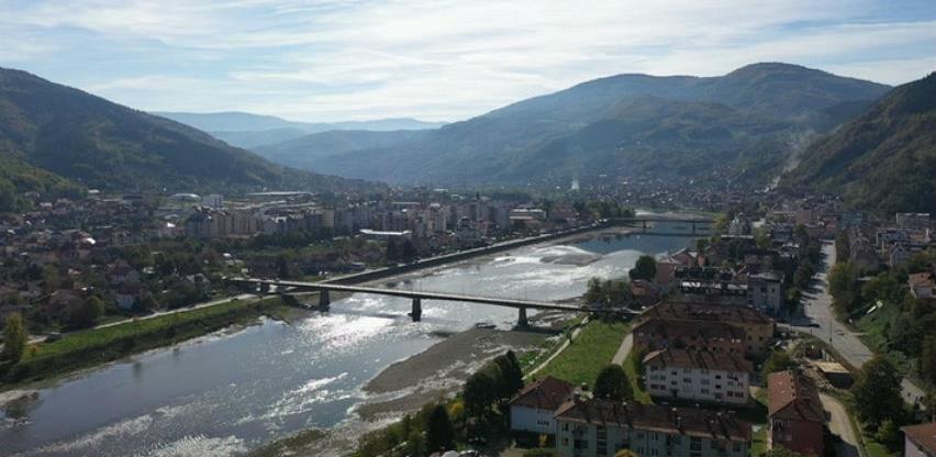 Za uređenje korita rijeke Drine u Goraždu novih 20 mil. KM