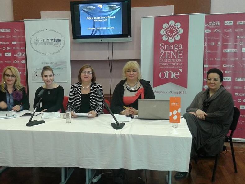 Platforme za razvoj ženskog poduzetništva - Šta je do sada urađeno?
