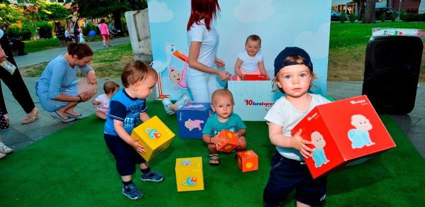 EuroExpress brza pošta i ove godine podržala Konferenciju beba