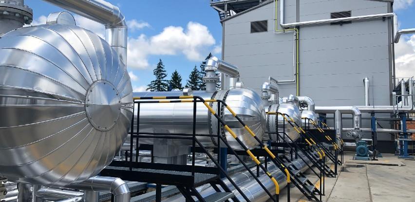Završena MOL-ova nova tvornica za proizvodnju bitumena u Zalaegerszegu
