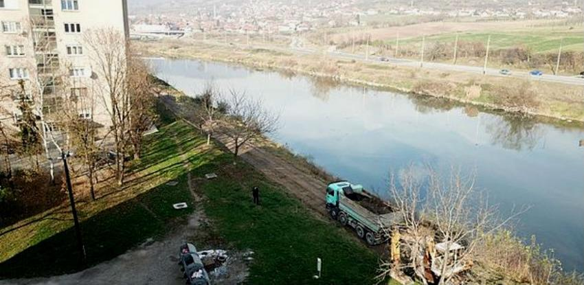 Zeničko naselja Blatuša dobija biciklističku stazu
