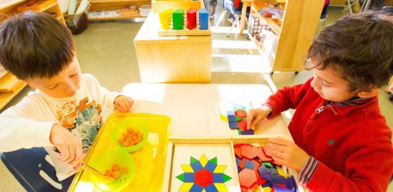 Pedagoški metod Marije Montessori: Primjena u odgojno-obrazovnom radu