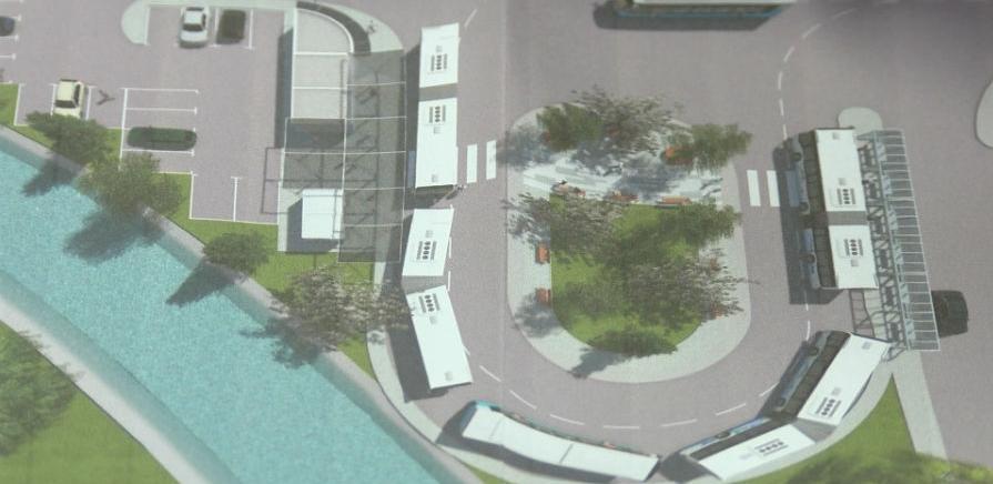 Uskoro počinje izgradnja nove autobuske stanice u Vogošći