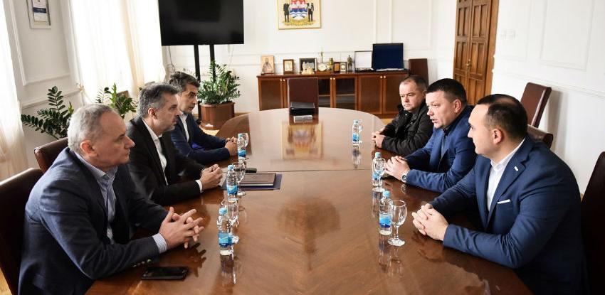 Potpisani ugovori: 3,6 miliona KM za tri velika projekta u Banjoj Luci
