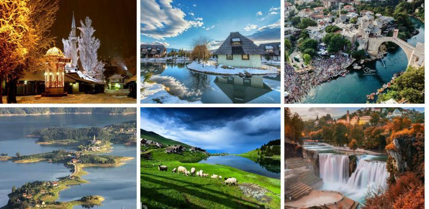 Objavljen poziv: Za sufinansiranje razvoja turizma 2,7 miliona KM