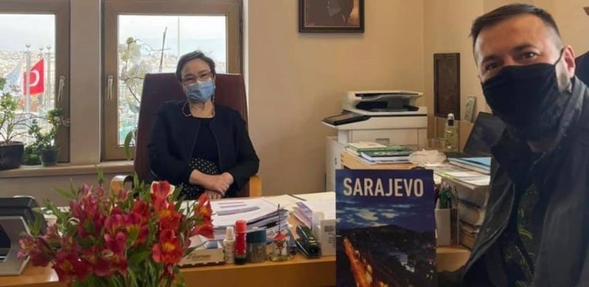 TZKS i Privredna komora Istanbula dogovorili održavanje sajma turizma u Sarajevu